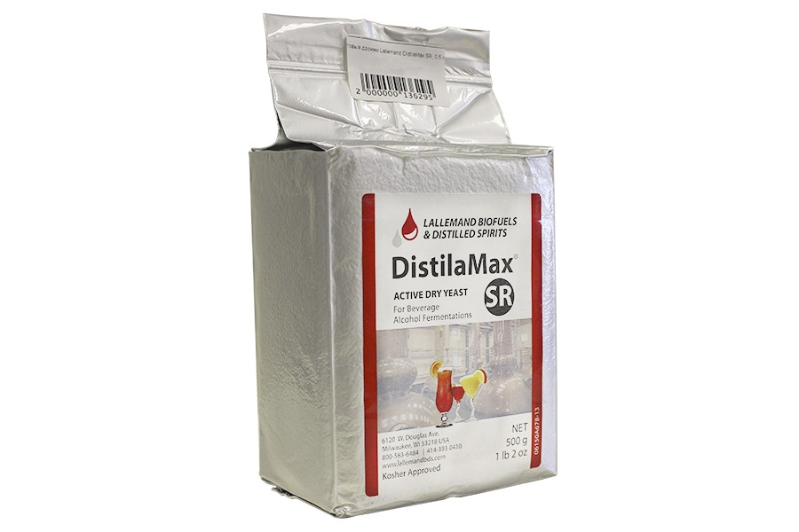Спиртовые дрожжи DistilaMax® SR 500 г