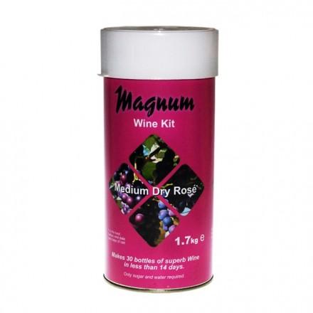 Набор для приготовления розового вина  Magnum Rose 1.7кг