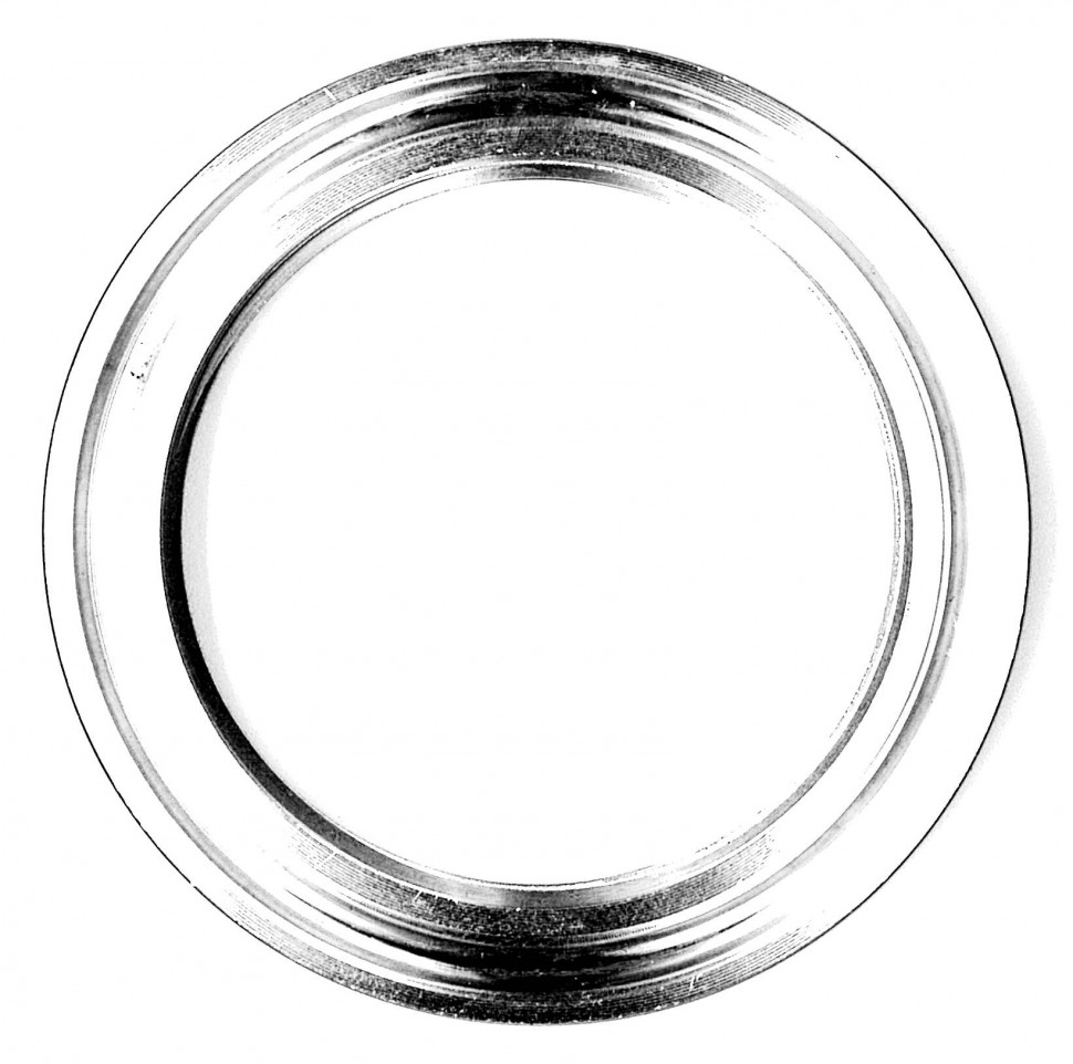 Заглушка кламп с резьбой 2' (64-1')