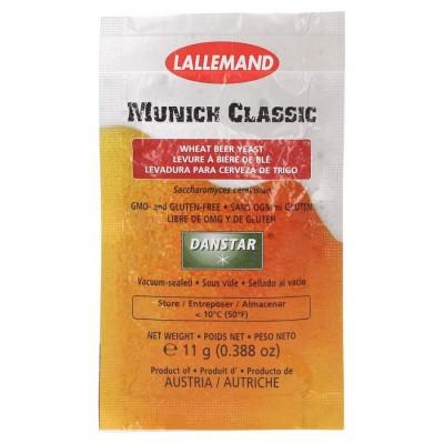 Дрожжи пивные Munich Classic 11г
