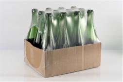 Винная бутылка под шампанское (для игристых вин) 0,75 л / 12 шт