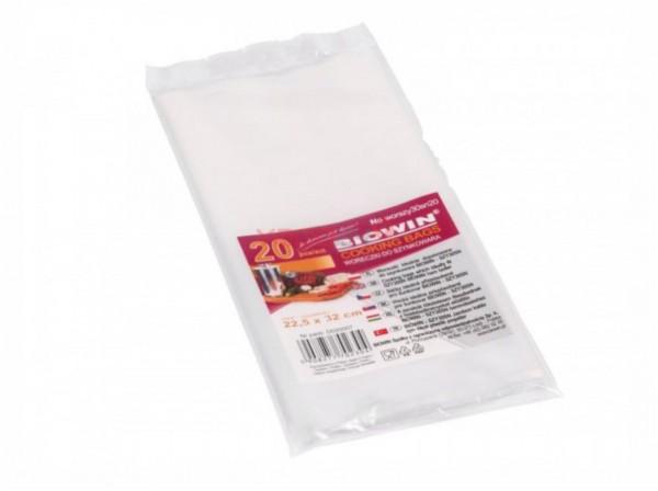 Пакеты для ветчинницы 22,5х32см / 0,04 - 20 шт. для SZY30SN