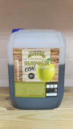 """Сок яблочный """"Фруктовая Бочка"""" 2,5%, 5 кг"""