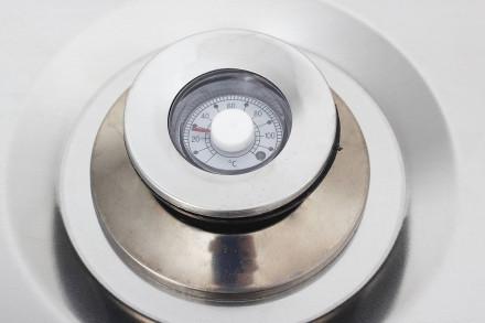 Коптильня с термометром Biowin