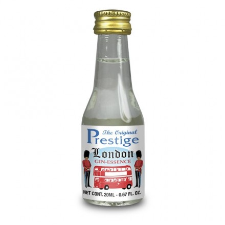 Эссенция Prestige London Gin (Лондонский Сухой Джин) 20мл (Швеция)