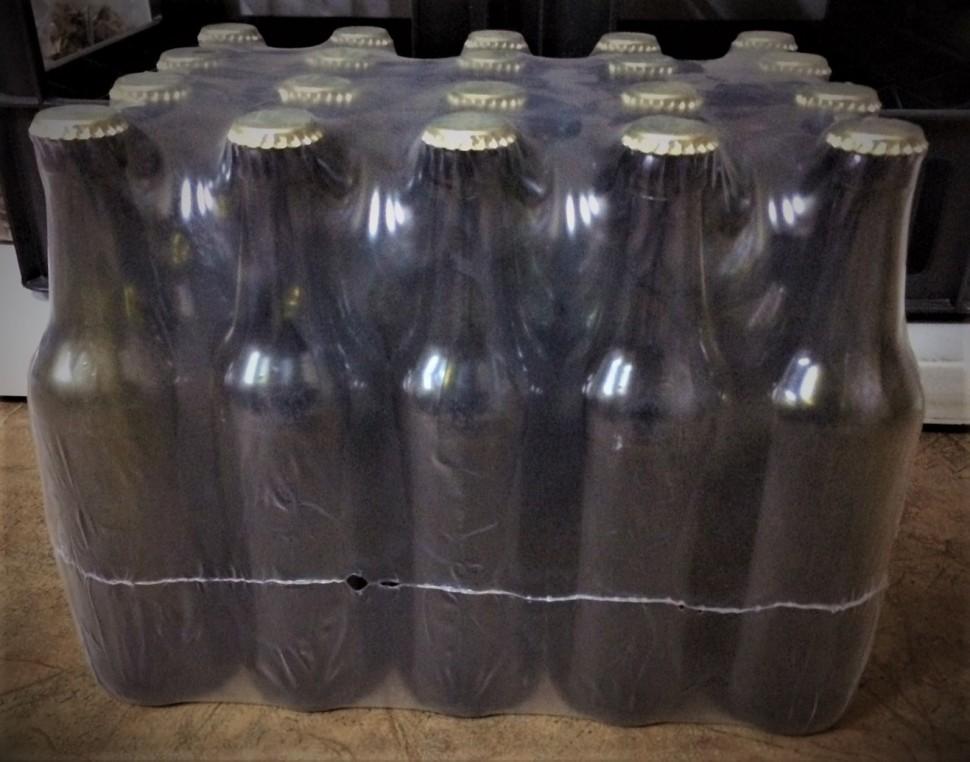 Набор бутылок Варшава 0,5 л с пробками (20 шт. в наборе)