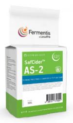 Дрожжи Fermentis SAFCIDER ™ AS-2 500 гр