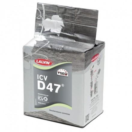 Дрожжи винные Lalvin ICV D47, 500 гр