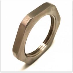 "Гайка 1-1/2"" нержавеющая сталь AISI 304 (SSTC-NUT07)"