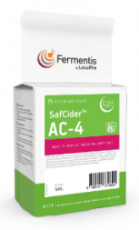 Дрожжи Fermentis SAFCIDER ™ AC-4 500 гр