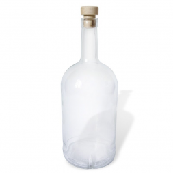 Бутылка  Абсолют 1л с пробкой
