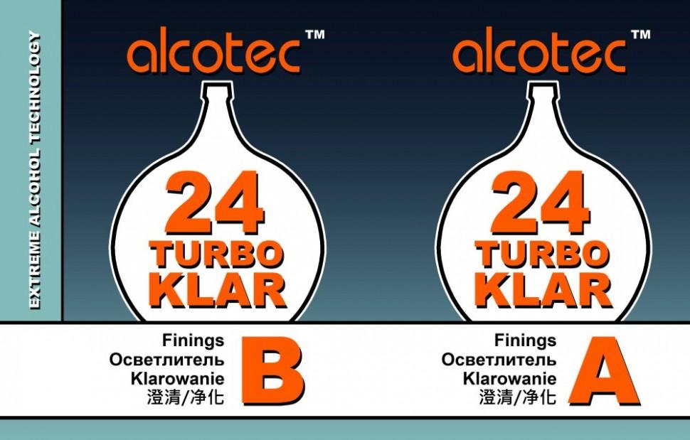Осветлитель браги Alcotec Turbo Klar 24