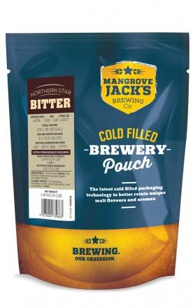 Солодовый экстракт Mangrove Jack's Traditional Series Brown Ale Pouch 1,8 кг.