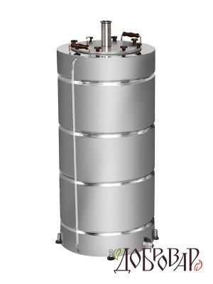 "Куб 100 л, ТЭН-Р-версия (1¼""), 8 шпилек (без крышки)"