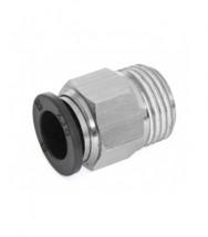 Соединитель быстросъемный Push 1/2 дюйма X 12 мм (папа)