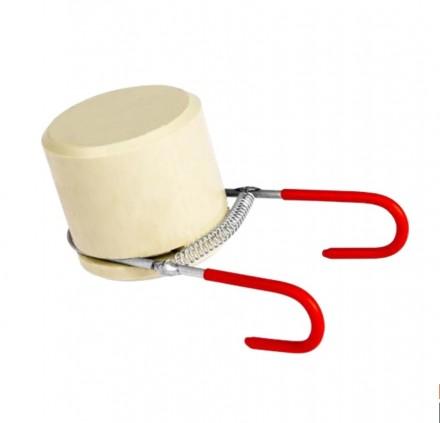 Устройство для закатки контрольного кольца алюминиевого колпачка 28 мм