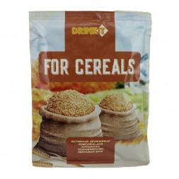 Дрожжи для холодного осахаривания зерновых браг DRINKIT FOR CEREALS 63гр.