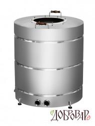 Куб 150 л, ТЭН-Р-версия (1 1/4''), 8 шпилек (без крышки)