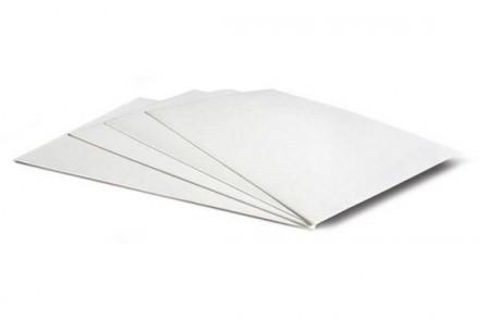 Бумага фильтровальная 100*100 см, 500 гр