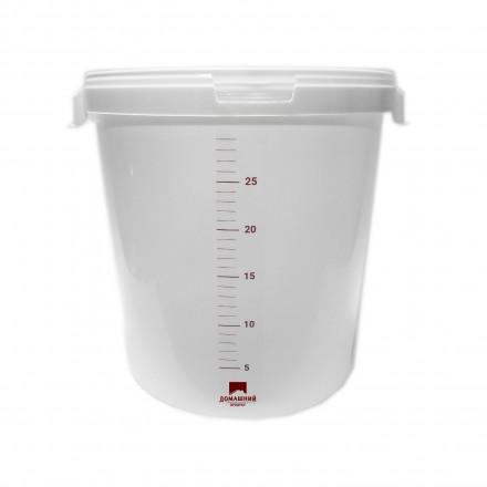 Линейка мерная на емкость 32 литра