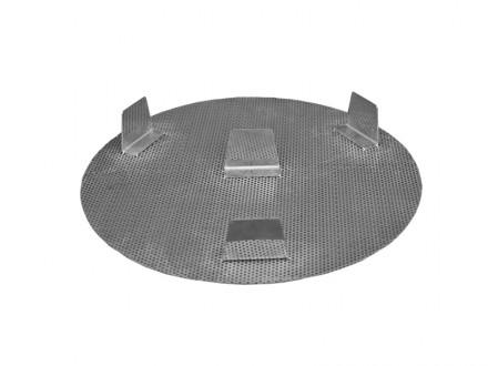 Сусловарочный котел 36,6 л. с фальшдном,краном и термометром