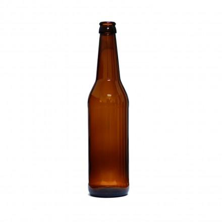 Пивная бутылка под кронен пробку Long Neck, 0,5 л / 16 шт