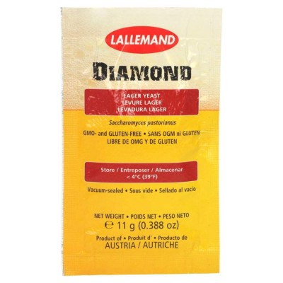 Дрожжи пивные Diamond Lager 11г (Акция)