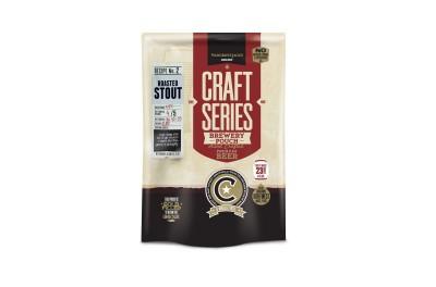 Солодовый экстракт Mangrove Jack's Craft Series Roasted Stout Pouch 2,2 кг.