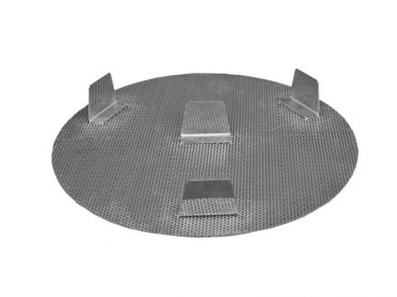 Сусловарочный котел 71,6 л. с фальшдном,краном и термометром