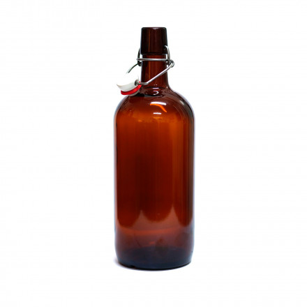 Бутылка Бомба, 1 л (бугель в комплекте) NEW