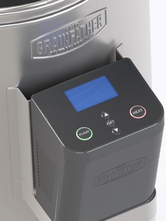 Пивоварня GRAINFATHER с противоточным чиллером и Bluetooth/G30