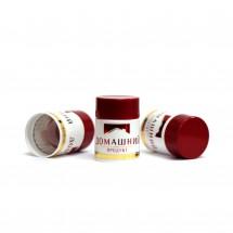 Полимерный колпачок Домашний продукт бордовый, 47 мм / 10 шт.