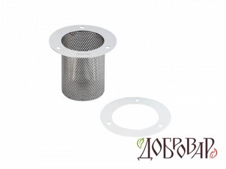 Корзина-экстрактор под 3 шпильки, глубина 100 мм