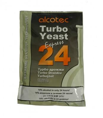 Дрожжи «Alcotec 24 Express», 205 гр