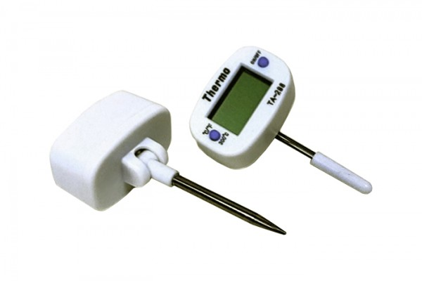 Термометр электронный TА-288 с коротким щупом