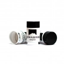 Полимерный колпачок Домашний продукт черный, 47 мм / 10 шт.