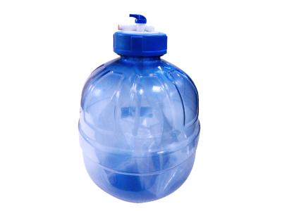 Накопительный бак RO 3,2 gal прозрачный пластиковый