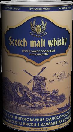 """Набор для приготовления """"Виски односолодовый шотландский"""""""