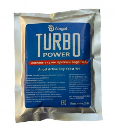 Активные спиртовые дрожжи, Angel Active Dry Yeast YH, 250 гр