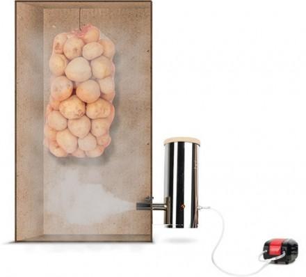 Hobbi-Smoke Дымогенератор 2.0 для холодного копчения.