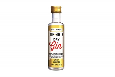 "Эссенция Still Spirits ""Dry Gin Spirit"" (Top Shelf), на 2,25 л"