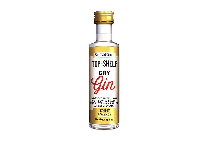 "Эссенция Still Spirits ""Dry Gin Spirit"" (Top Shelf), на 2,25 л"