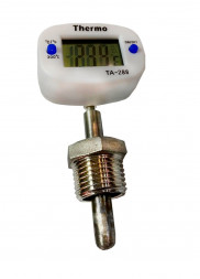 Штуцер-муфта под электронный термометр