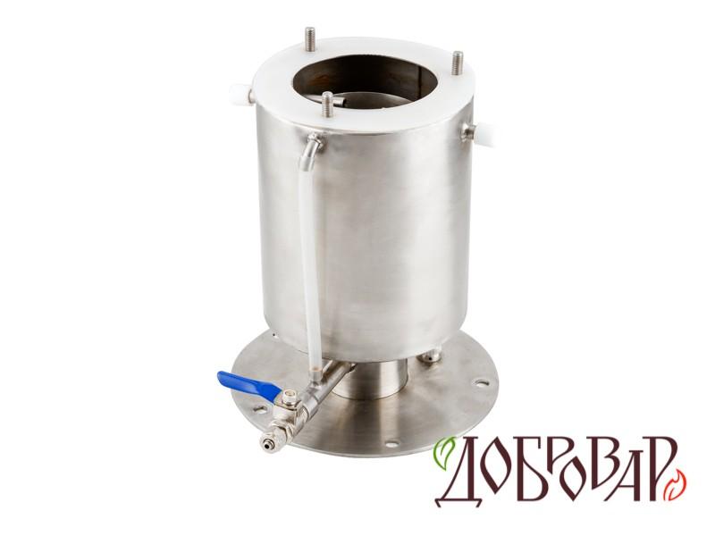 Сивушный сепаратор (фланец для горловины 12 см, 5 шпилек)