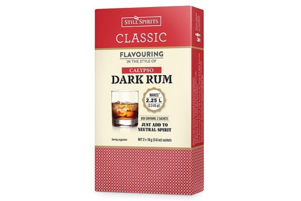 "Эссенция Still Spirits ""Calypso Dark Rum"" (Classic), на 2,25 л"