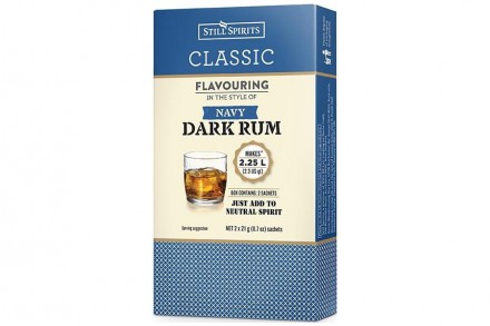 "Эссенция Still Spirits ""Navy Dark Rum"" (Classic), на 2,25 л"