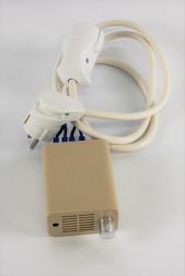 Регулятор напряжения 4кВт (белый) с подключением (+ вилка и розетка)