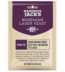 "Пивные дрожжи Mangrove Jack's ""Bohemia Lager M84"", 10 г"