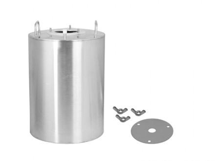 Куб для серии Абрикос 14 л (отв. 21 мм)