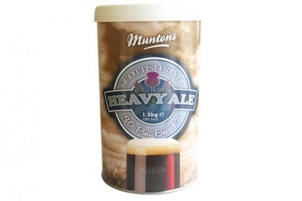 Солодовый экстракт Muntons Scottish Heavy Ale, 1,5 кг
